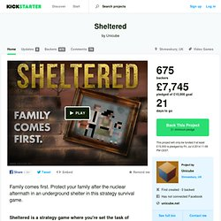 Sheltered by Unicube