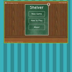 Shelve-it Full Screen