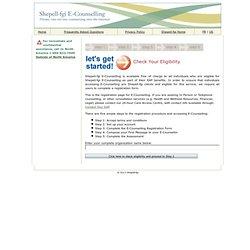 Shepell·fgi E-Counseling