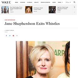 Jane Shepherdson Exits Whistles As CEO