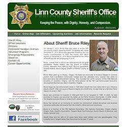 Sheriff Riley