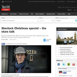 Sherlock – The Empty Hearse – Time Out London