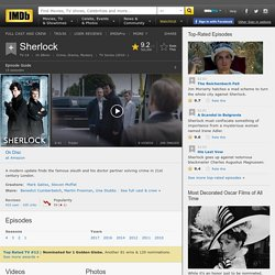 Sherlock (TV Series 2010–