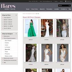 Sherri hill Prom dresses San Francisco, Prom dresses Walnut Creek