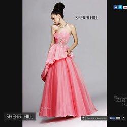 Sherri Hill 2811
