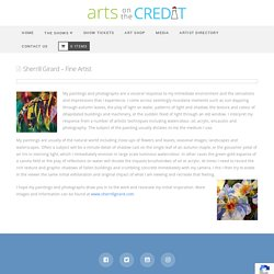Sherrill Girard – Fine Artist
