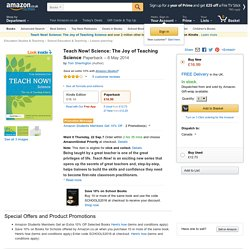 Book- The joy of teaching science