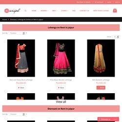 Get Sherwani On Rent In Jaipur