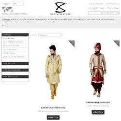 Buy Latest Designer Sherwanis for Men at Best Price