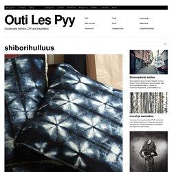 shiborihulluus - Outi Les Pyy Outi Les Pyy