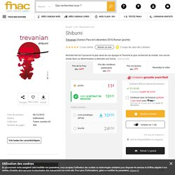 Shibumi - poche - Trévanian - Achat Livre ou ebook - Achat & prix Fnac