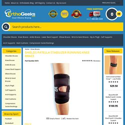 Shields Patella Stabilizer Running Knee Brace