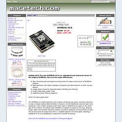 ShiftBrite V2.0 [MTSBR003] - $4.99 : macetech web store