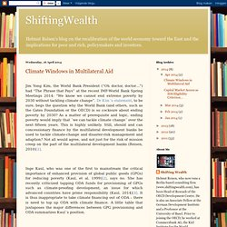 ShiftingWealth