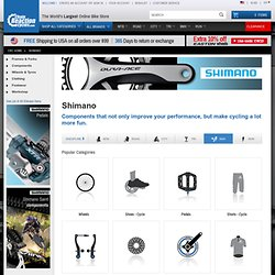 Shimano Cycling, Shimano Bike Components, Shimano | Achetez maintenant chez ChainReactionCycles.com