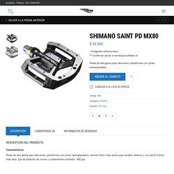 Shimano Saint PD MX80
