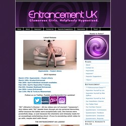 entrancement UK