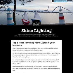 Shine Lighting