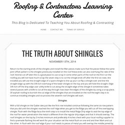 Roofing & Contractors Learning Center