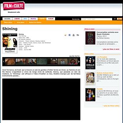 Film Culte Shining