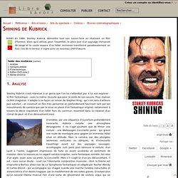 Shining de Kubrick