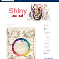 Shiny Journal: colour wheel