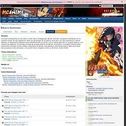Naruto Shippuuden (Serie)
