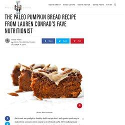 ShiraRD's Paleo pumpkin bread recipe