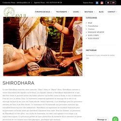 Shirodhara - Ayubliss