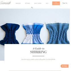 A Guide to Shirring