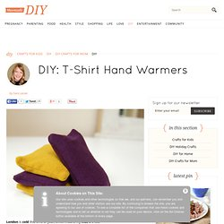 T-Shirt Hand Warmers