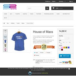 Camiseta House of Macs