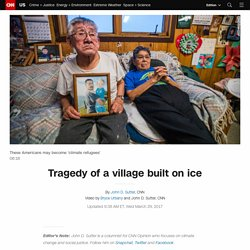 Shishmaref, Alaska: Tragedy of a village built on ice