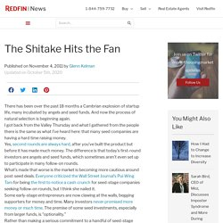 The Shitake Hits the Fan