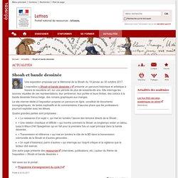 Shoah et bande dessinée-Lettres-Éduscol