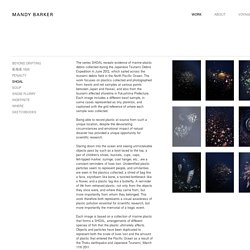 SHOAL BY MANDY BARKER