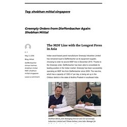 shobhan mittal singapore – CEO Journals