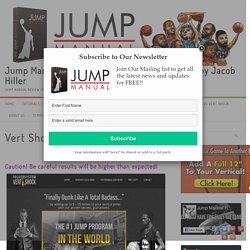 Vert Shock Training Program and Jump Manual