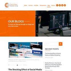 The Shocking Effect of Social Media on Digital Marketing