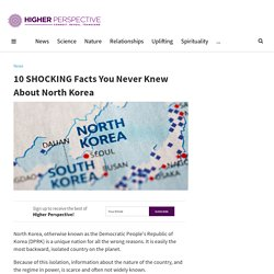 10 SHOCKING Facts You Never Knew About North Korea