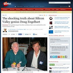 The shocking truth about Silicon Valley genius Doug Engelbart
