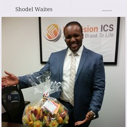 Shodel Waites and the Power of NueVision ICS