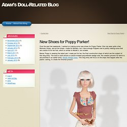 New Shoes For Poppy Parker « Adam's Doll-Related Blog