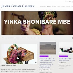 Yinka Shonibare MBE - Selected Works - James Cohan Gallery