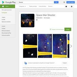 Space War Shooter