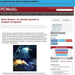 Alien Swarm : le shooter gratuit à essayer d'urgence