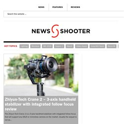 DSLR News Shooter