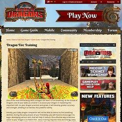 Dragon Shooting - Fire Training