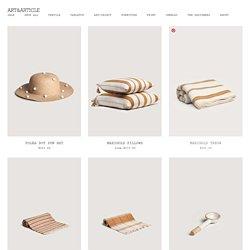 SHOP ALL — ART&ARTICLE