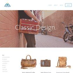 Shop — Amazig Leathers